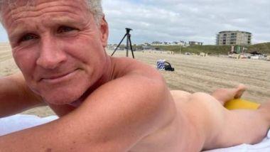 F1, GP Olanda 2021: il selfie senza veli di David Culhard