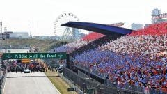 GP Olanda 2021, ascolti tv