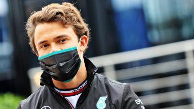F1, GP Olanda 2021: Nick De Vries (Mercedes)