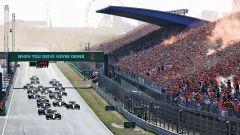 Var F1 GP Olanda 2021: Verstappen rischia in PL2