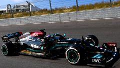 F1 GP Olanda 2021, PL1: Hamilton davanti a Verstappen