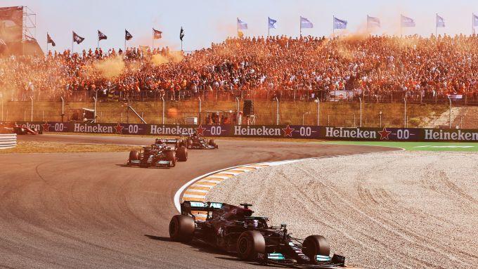 F1 GP Olanda 2021, Zandvoort: Lewis Hamilton (Mercedes AMG F1)