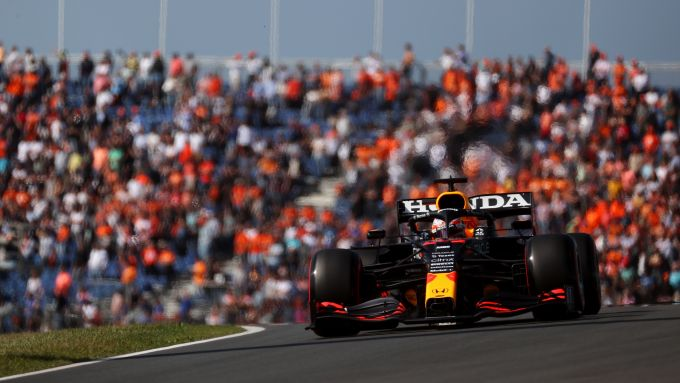 F1 GP Olanda 2021, Zandvoort: Max Verstappen (Red Bull Racing)
