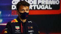 F1, GP Portogallo 2020: Alex Albon (Red Bull)