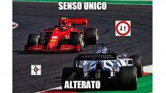 F1, GP Portogallo 2020: il senso unico alterato di Kvyat