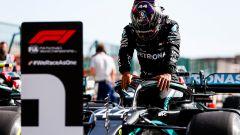 F1, GP Portogallo 2020: Lewis Hamilton (Mercedes)