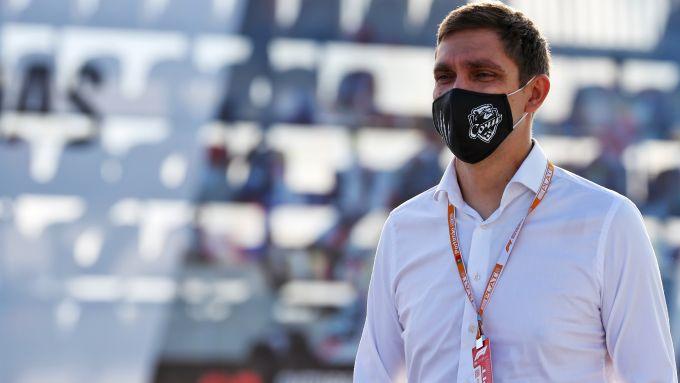 F1, GP Portogallo 2020: lo steward Vitaly Petrov
