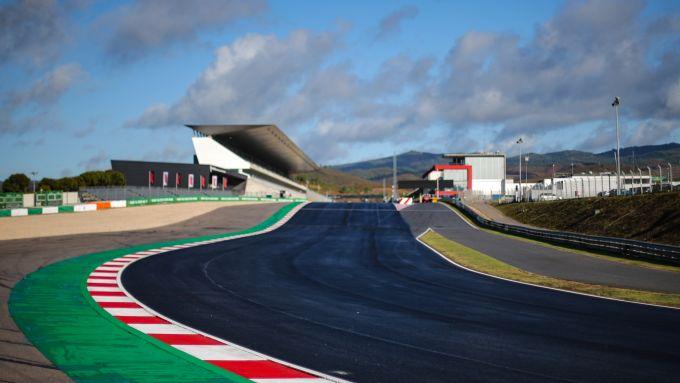 F1 GP Portogallo 2020, Portimao: atmosfera dal circuito