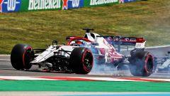F1 GP Portogallo 2020, Portimao: Kimi Raikkonen (Alfa Romeo)