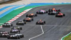 F1 GP Portogallo 2020, Portimao: la partenza
