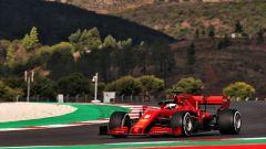 F1, GP Portogallo 2020: Sebastian Vettel (Ferrari)