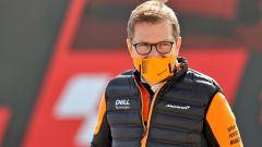F1, GP Portogallo 2021: Andreas Seidl (McLaren)