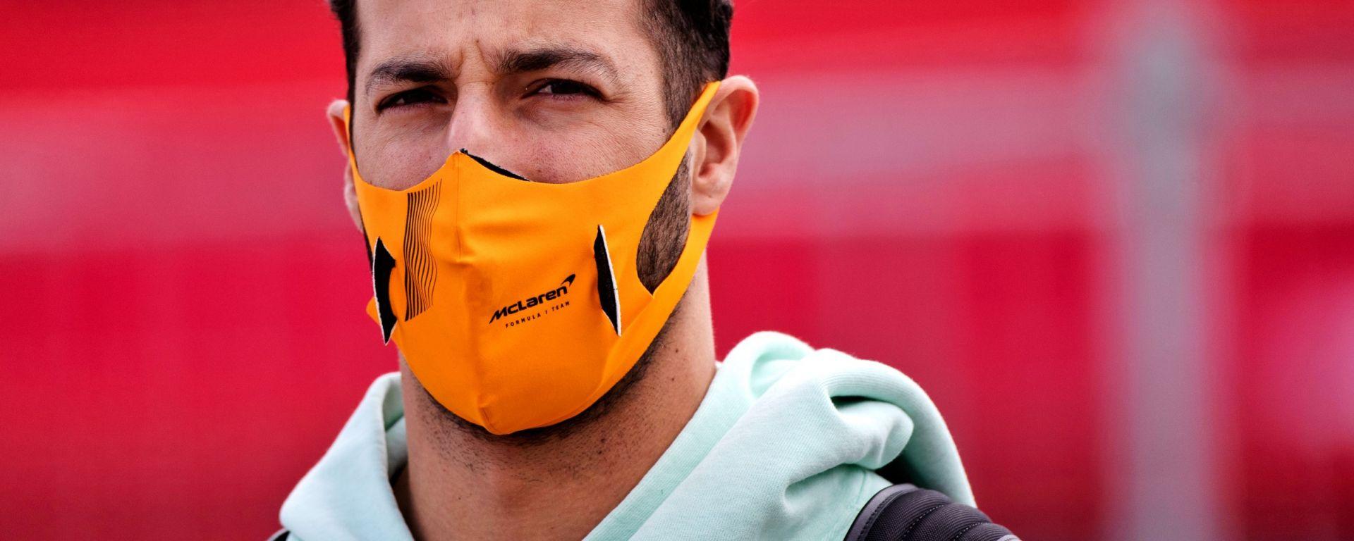 F1, GP Portogallo 2021: Daniel Ricciardo (McLaren)