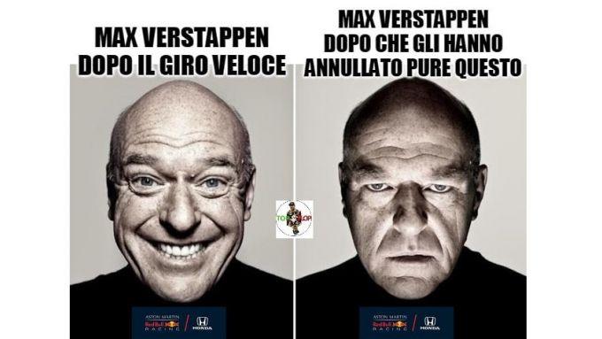 F1, GP Portogallo 2021: due sfumature di MV