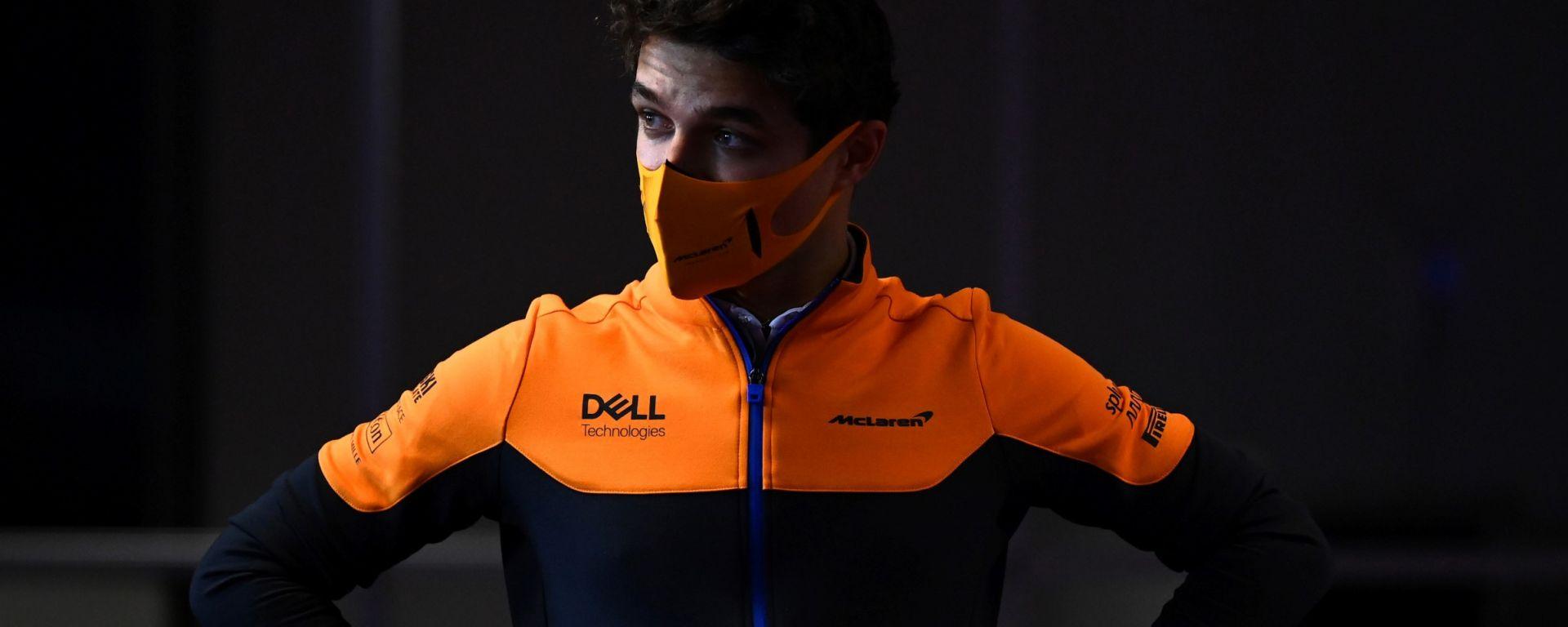 F1, GP Portogallo 2021: Lando Norris (McLaren)