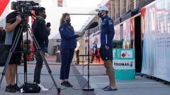 F1, GP Portogallo 2021: le famose ciabatterie della Williams