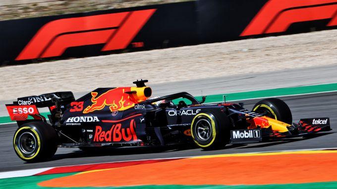 F1, GP Portogallo 2021: Max Verstappen (Red Bull)