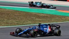 F1 GP Portogallo 2021, Portimao: Fernando Alonso (Alpine)