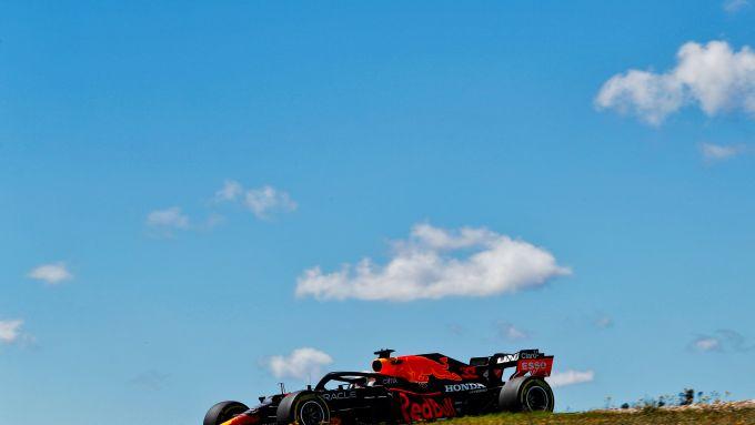 F1 GP Portogallo 2021, Portimao: Max Verstappen (Red Bull Racing)