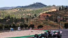 F1 GP Portogallo 2021, PL1: Bottas precede Verstappen