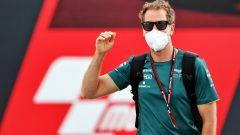 """Vettel replica a Webber e Berger: """"Ecco perché corro ancora"""""""
