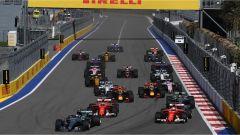 F1 GP Russia 2017, curva numero 2