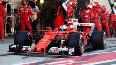 F1 GP Russia 2017, Sebastian Vettel