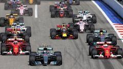 F1 GP Russia 2017