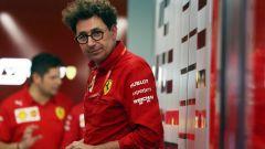 """Sochi, Binotto: """"Prima fila Ferrari? Meglio 1° e 3°"""""""