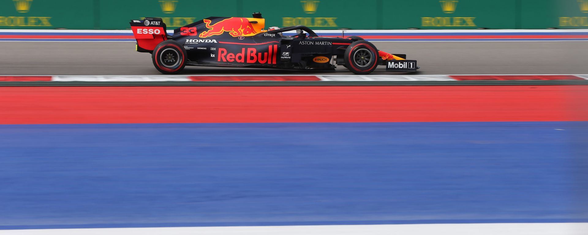 F1 GP Russia 2019, Sochi: Max Verstappen (Red Bull)