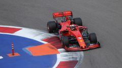 F1 GP Russia 2019, Sochi: Sebastian Vettel (Ferrari)