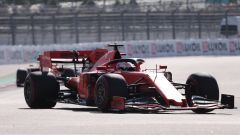 F1 GP Russia 2019, Sochi, Sebastian Vettel (Ferrari)