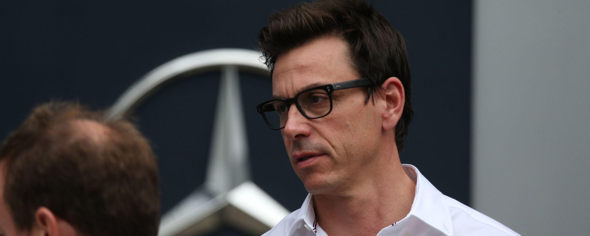 F1 GP Russia 2019: Toto Wolff (Mercedes)