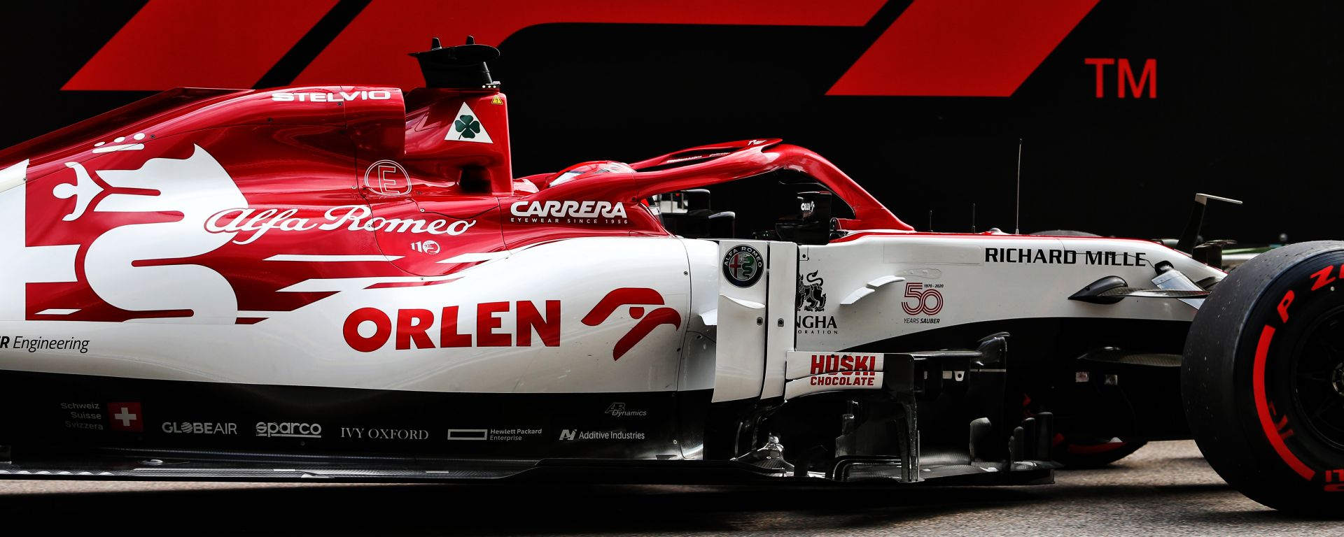F1, GP Russia 2020: Kimi Raikkonen (Alfa Romeo)