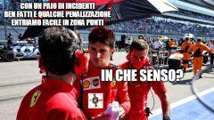 F1, GP Russia 2020: Leclerc perplesso dinanzi al piano gara Ferrari
