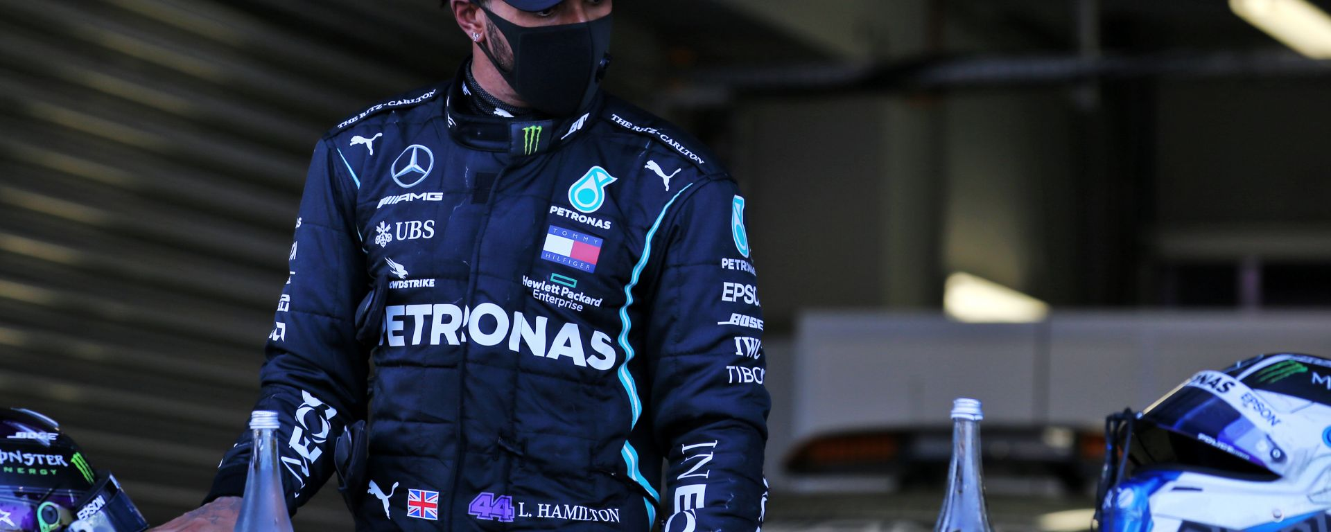F1, GP Russia 2020: Lewis Hamilton (Mercedes)
