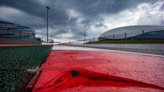 F1 GP Russia 2020, Sochi: Atmosfera del circuito