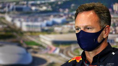 F1 GP Russia 2020, Sochi: Christian Horner (Red Bull Racing)
