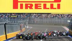 F1 GP Russia 2020, Sochi: La partenza della gara