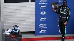 F1 GP Russia 2020, Qualifiche: Hamilton 1°, Vettel a muro