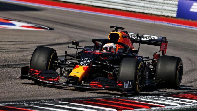 F1 GP Russia 2020, Sochi: Max Verstappen (Red Bull Racing)