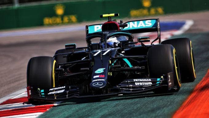 F1 GP Russia 2020, Sochi: Valtteri Bottas (Mercedes AMG F1)