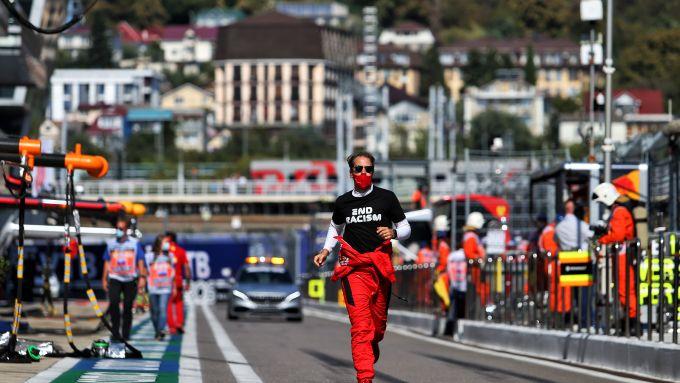 F1, GP Russia 2020: Vettel parte alla ricerca della sua SF1000