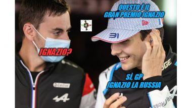 F1, GP Russia 2021: il batutton
