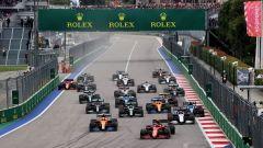 GP Russia 2021: risultati e ordine di arrivo
