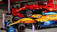 GP Russia 2021: analisi qualifica su Instagram - Video