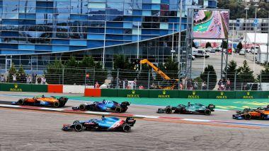 F1, GP Russia 2021: lo Sciamano prende vie alternative