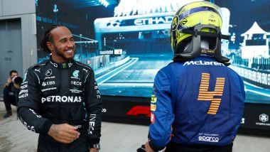 F1, GP Russia 2021: Luigino se la ride