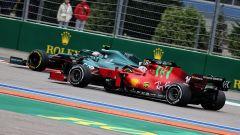 Sochi, il nuovo sistema ERS power unit Ferrari funziona