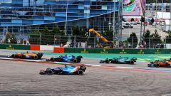 GP Russia, taglio al via: perché Alonso non è stato penalizzato?